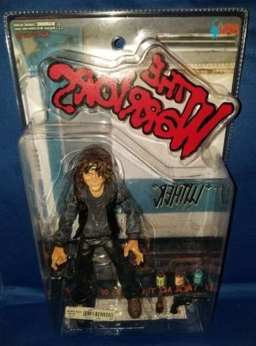 the warriors luther 10 action figure 2005