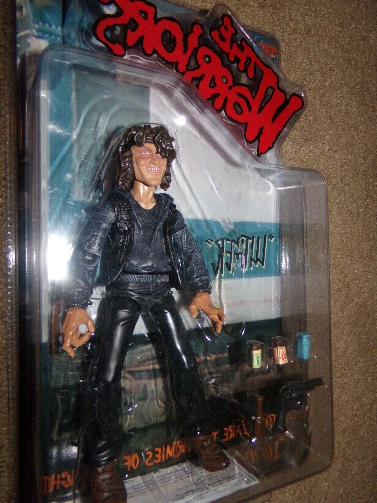 the warriors luther clean 10 action figure