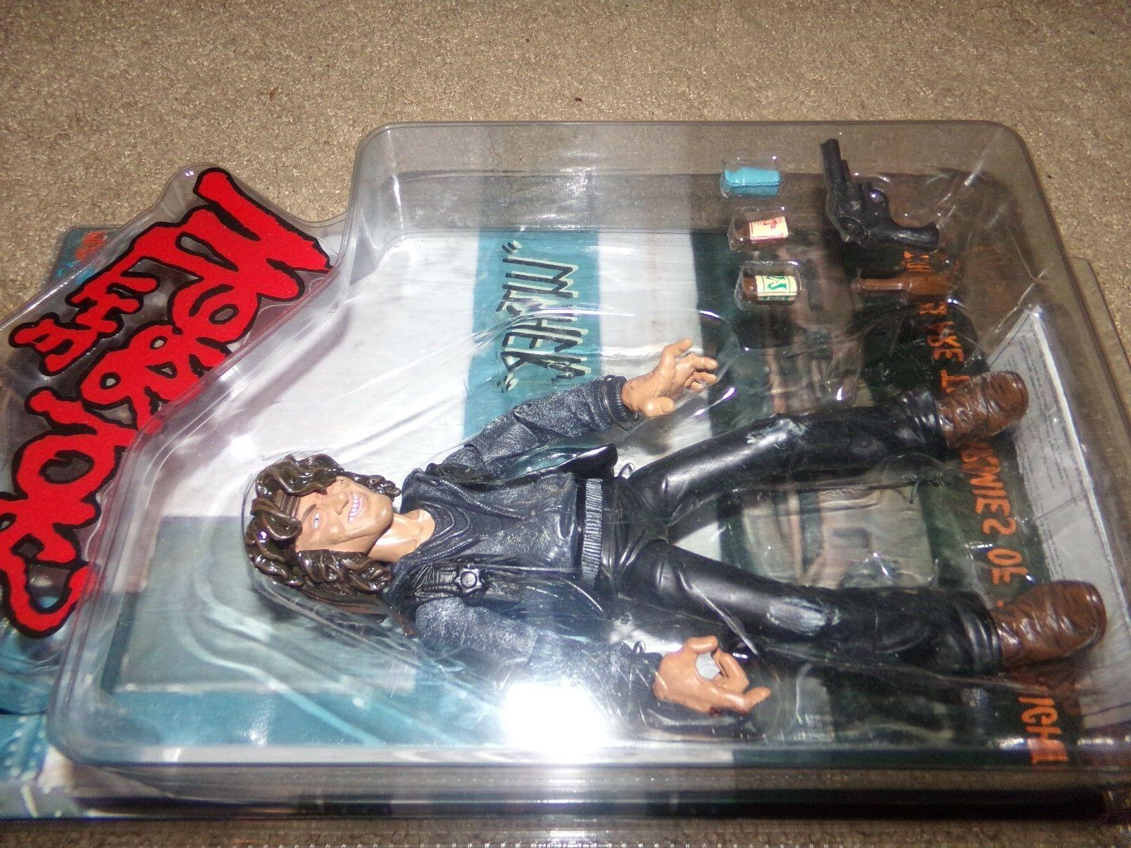 the warriors luther dirty 10 action figure