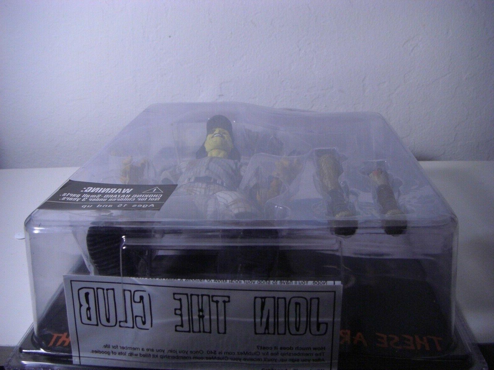 Mezco Furies Yellow Face 2005 RARE