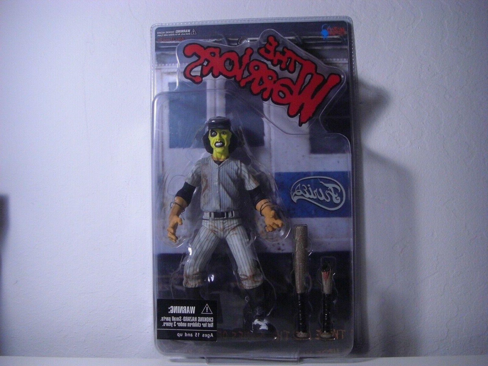 the warriors movie furies yellow face figure