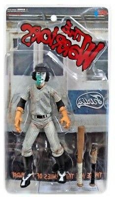 The Warriors White & Green Faced Baseball Fury Exclusive