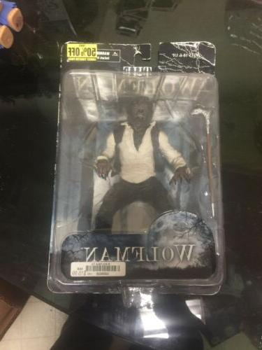the wolfman 7 inch scale figure