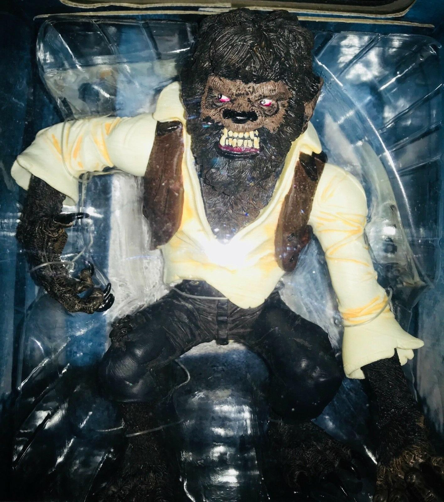 Mezco The Wolfman Movie 9 Inch Action Figure