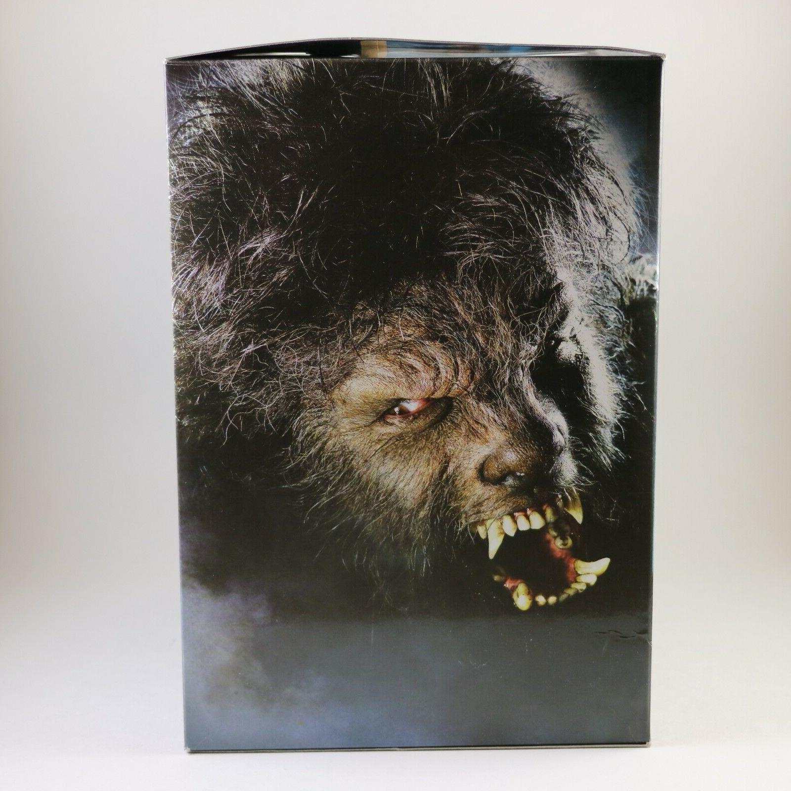 The Wolfman Movie 9 inches Action Mezco