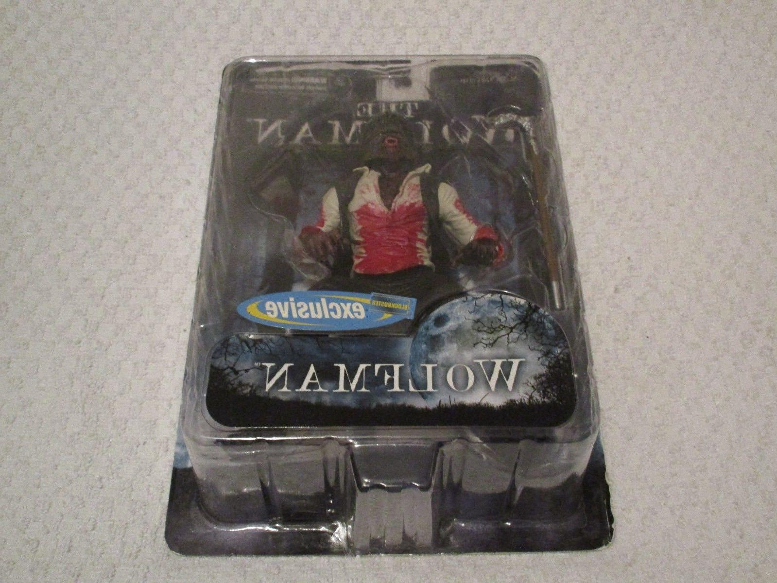 the wolfman with cane blockbuster exclusive chase