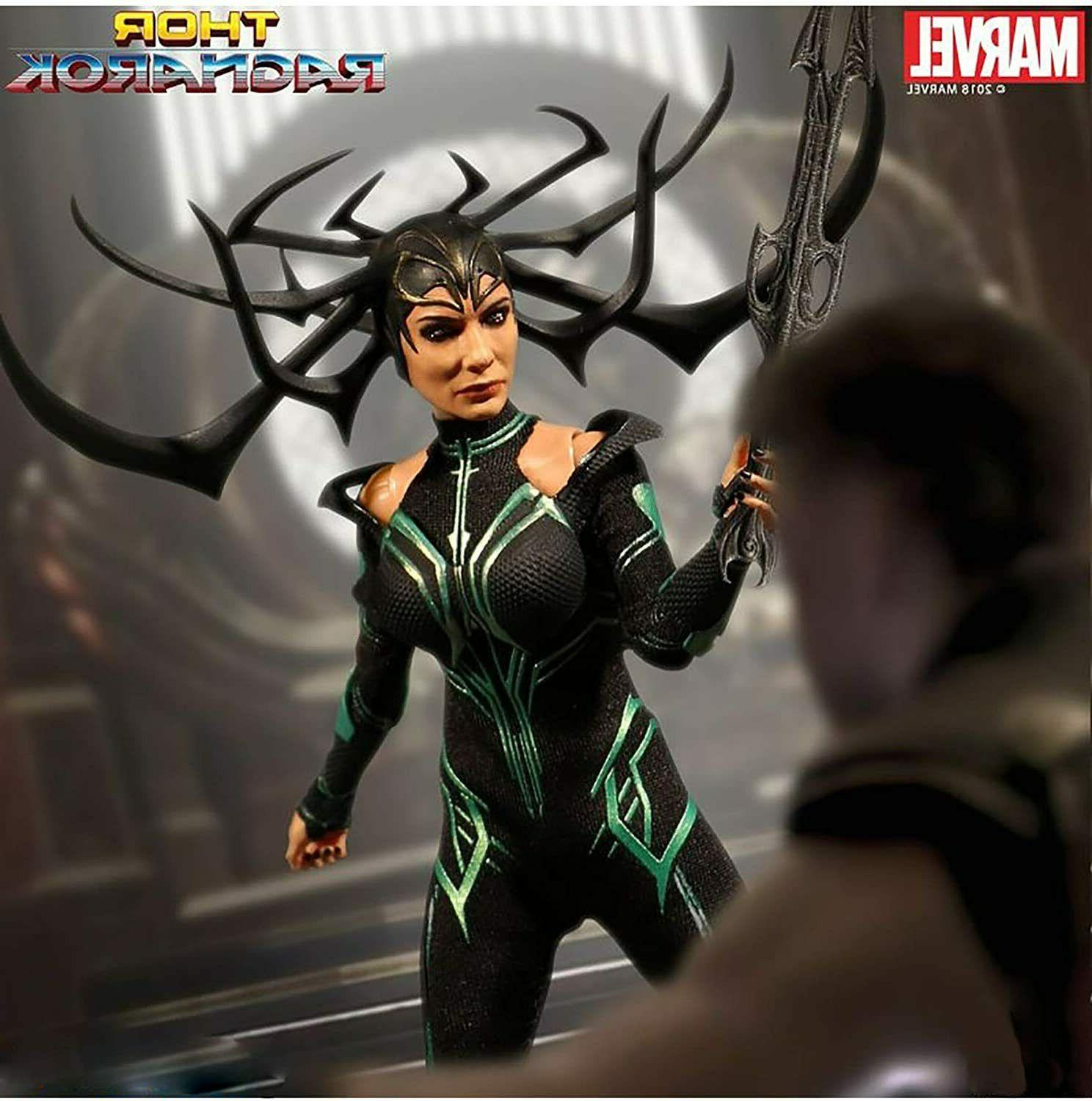 Thor: Ragnarok Hela One:12 6 Action 1:12