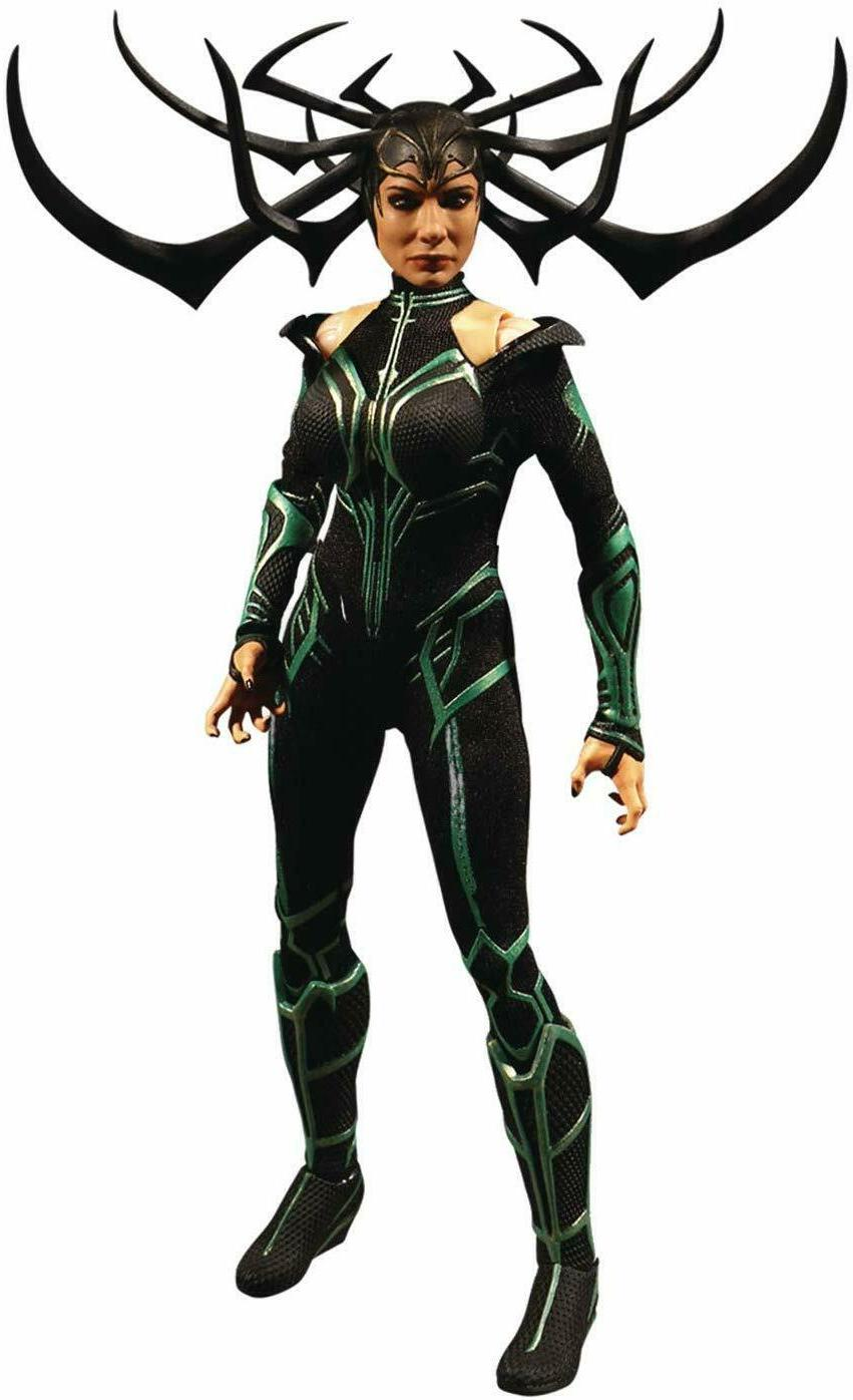 Thor: Ragnarok Hela One:12 Action