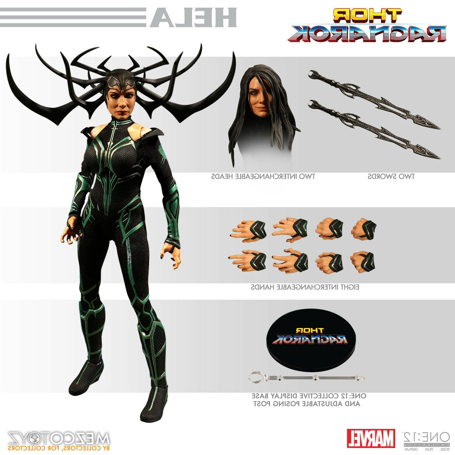 thor ragnarok hela one 12 collective 6