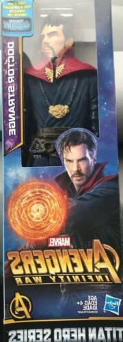 Marvel Titan Hero Series Avengers Infinity War Dr. Strange 1