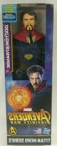 Marvel Titan Hero Series Avengers Infinity War Dr Strange 12