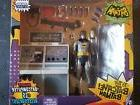 TO THE BATCAVE w BATMAN Figure Classic TV Series Action Play