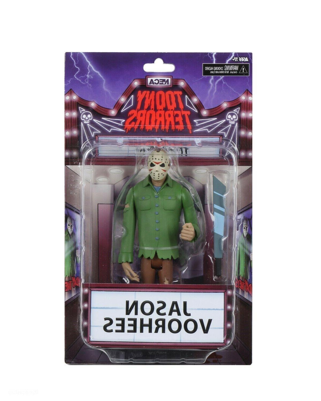 Toony Terrors the - Scale Jason - NECA