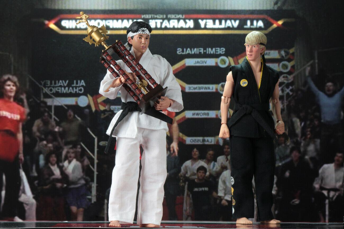 NECA 2 Karate 1984 Action Daniel