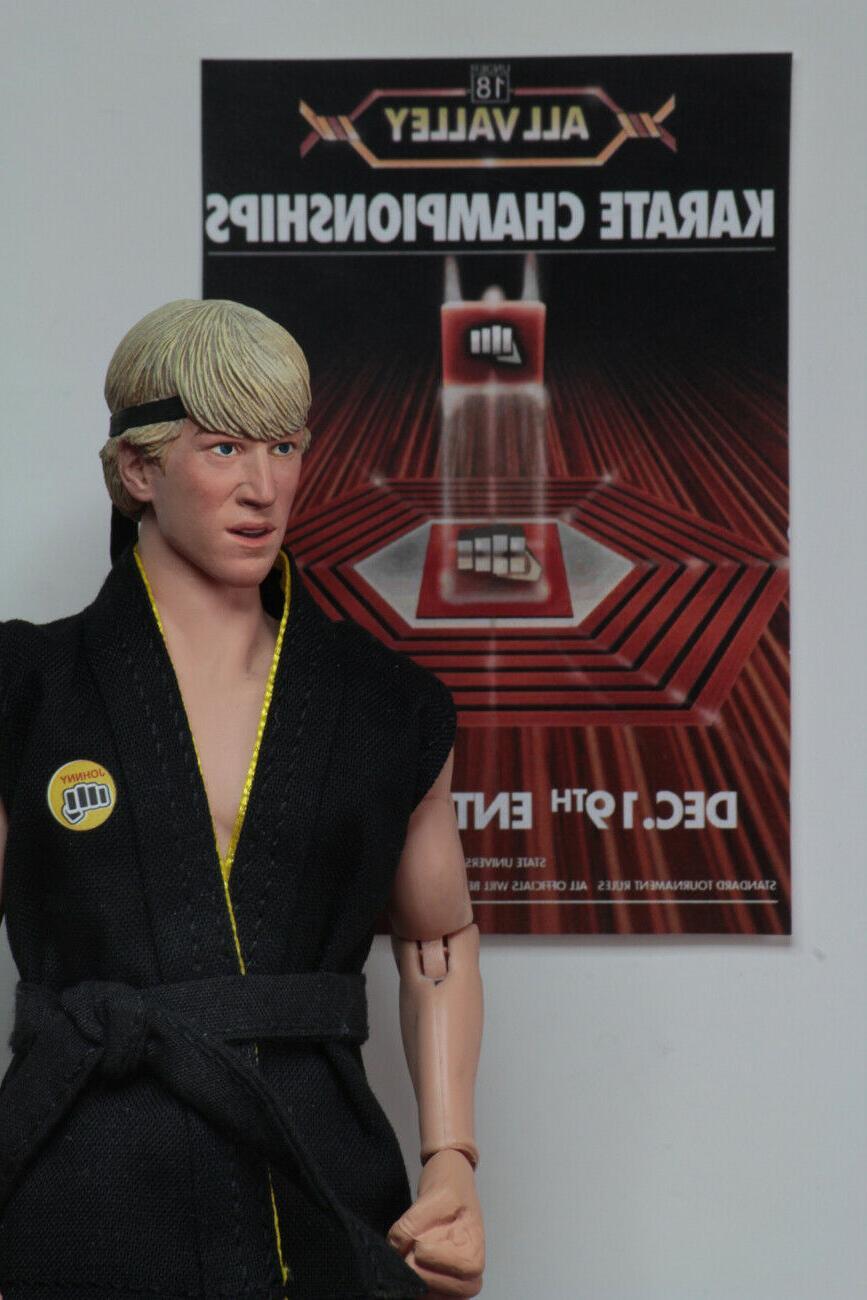NECA Karate Kid 1984 Action Figure Johnny vs Daniel NEW