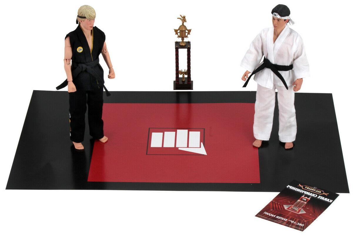 tournament 2 pack the karate kid 1984