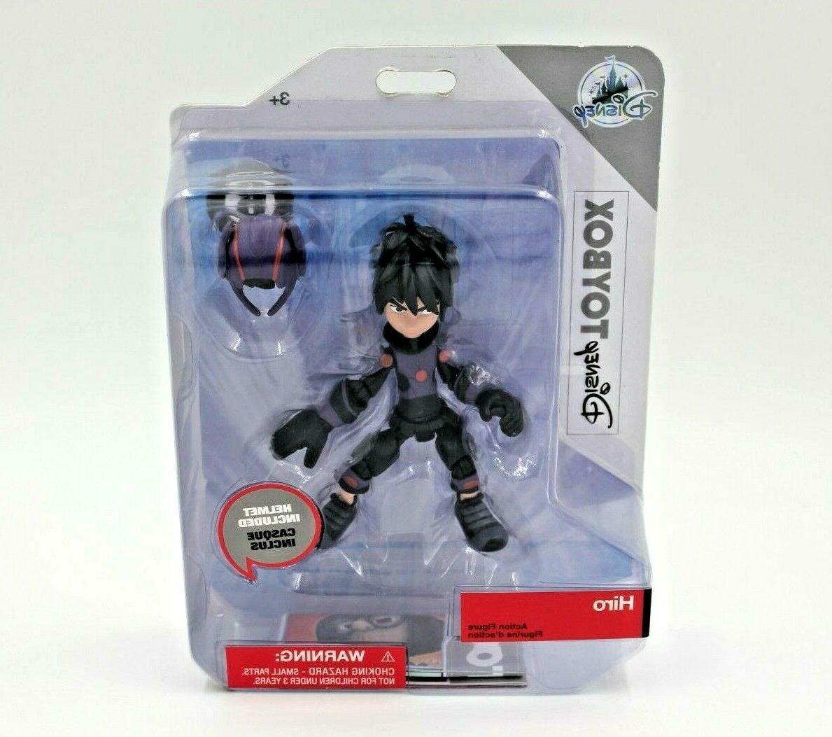 toybox hiro big hero 6 action figure