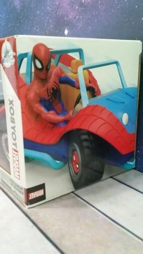 Disney Toybox Spider-Man with Spider-Mobile Marvel Toybox