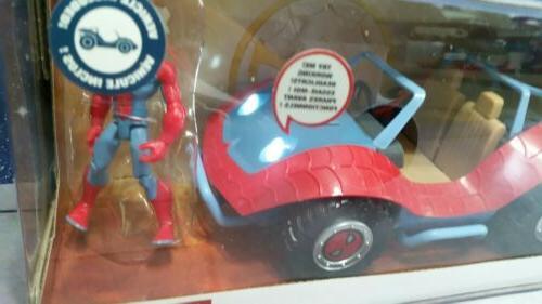 Disney Toybox Spider-Man Spider-Mobile Toybox