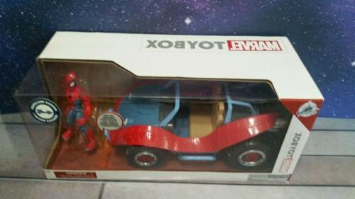Disney Toybox Spider-Man Spider-Mobile
