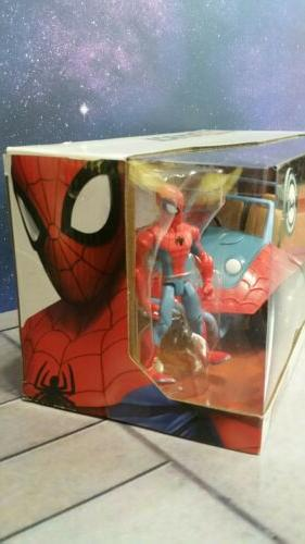 Disney with Spider-Mobile Toybox