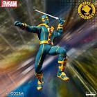 "Mezco Toys 6"" Anime Figure Marvel Super Hero Blue Deadpool X"