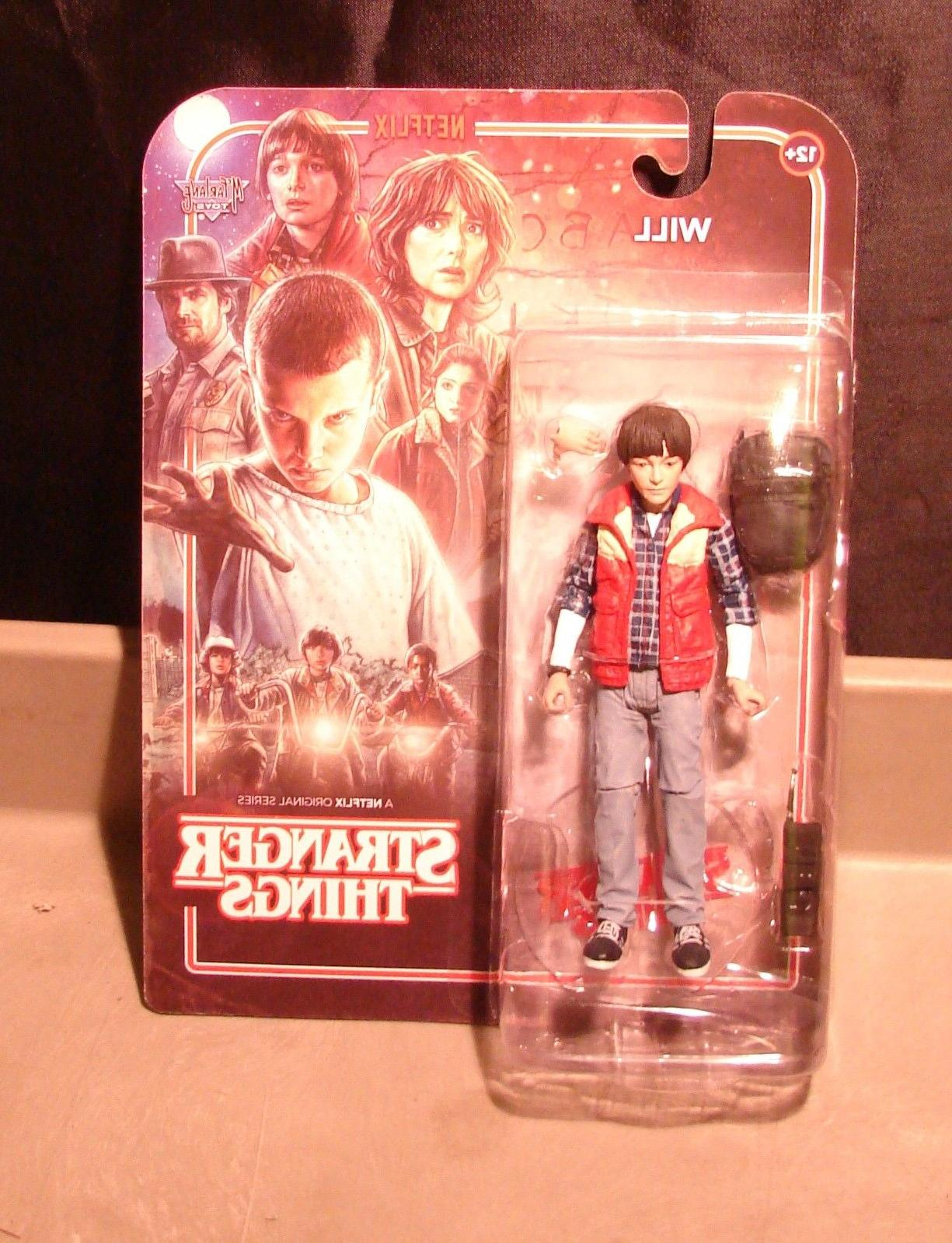 toys 7 action figure netflix stranger things