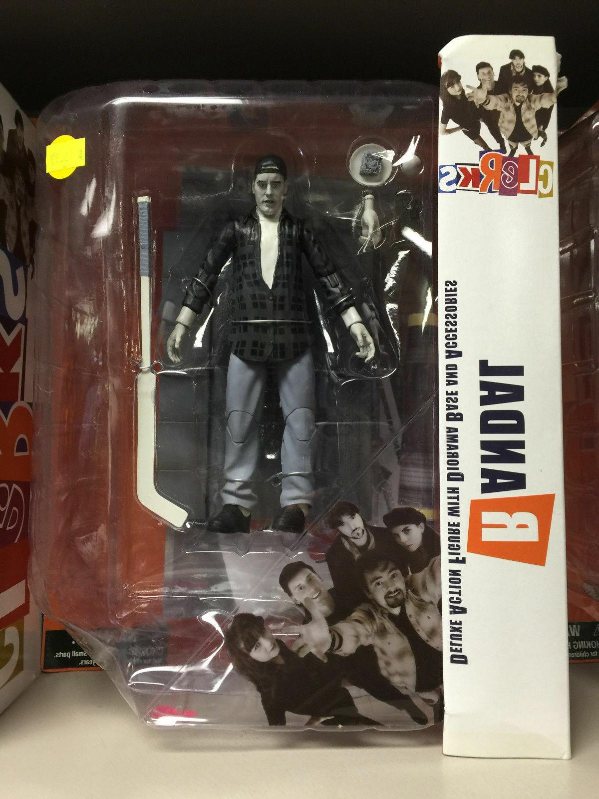 Diamond Toys Clerks Randal with and Accessories