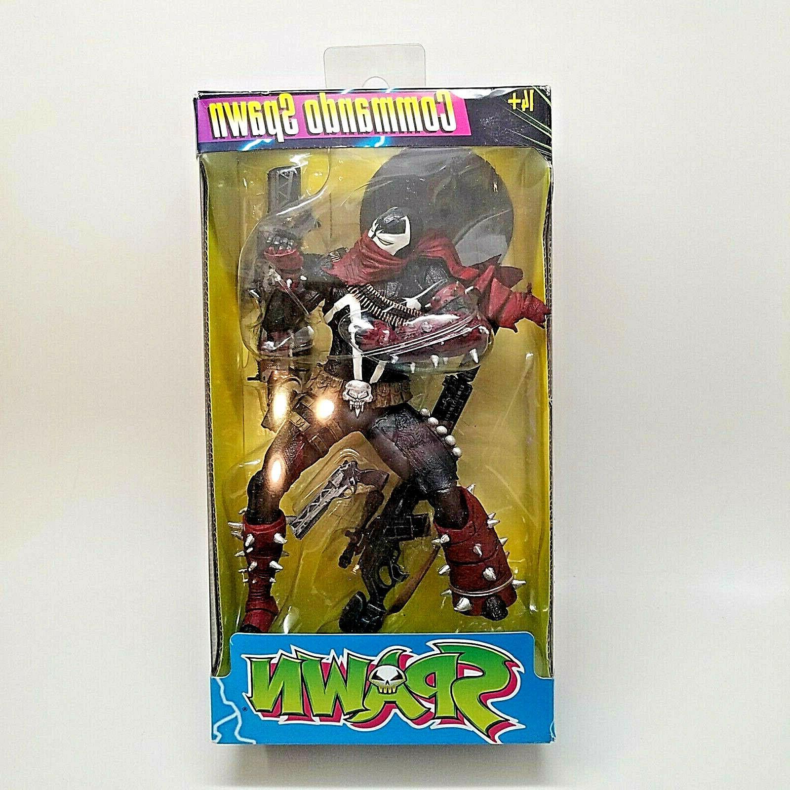 toys commando spawn collectible action