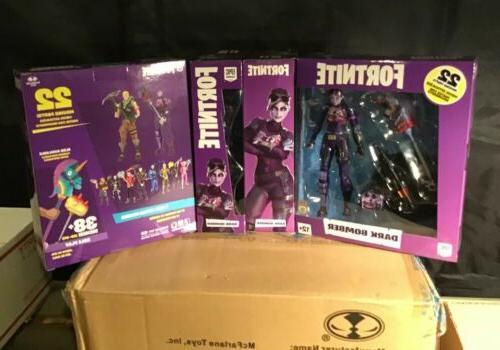 toys fortnite epic games dark bomber 7
