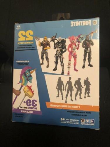 """McFarlane FORTNITE games SKULL 7"""" Action figure"""