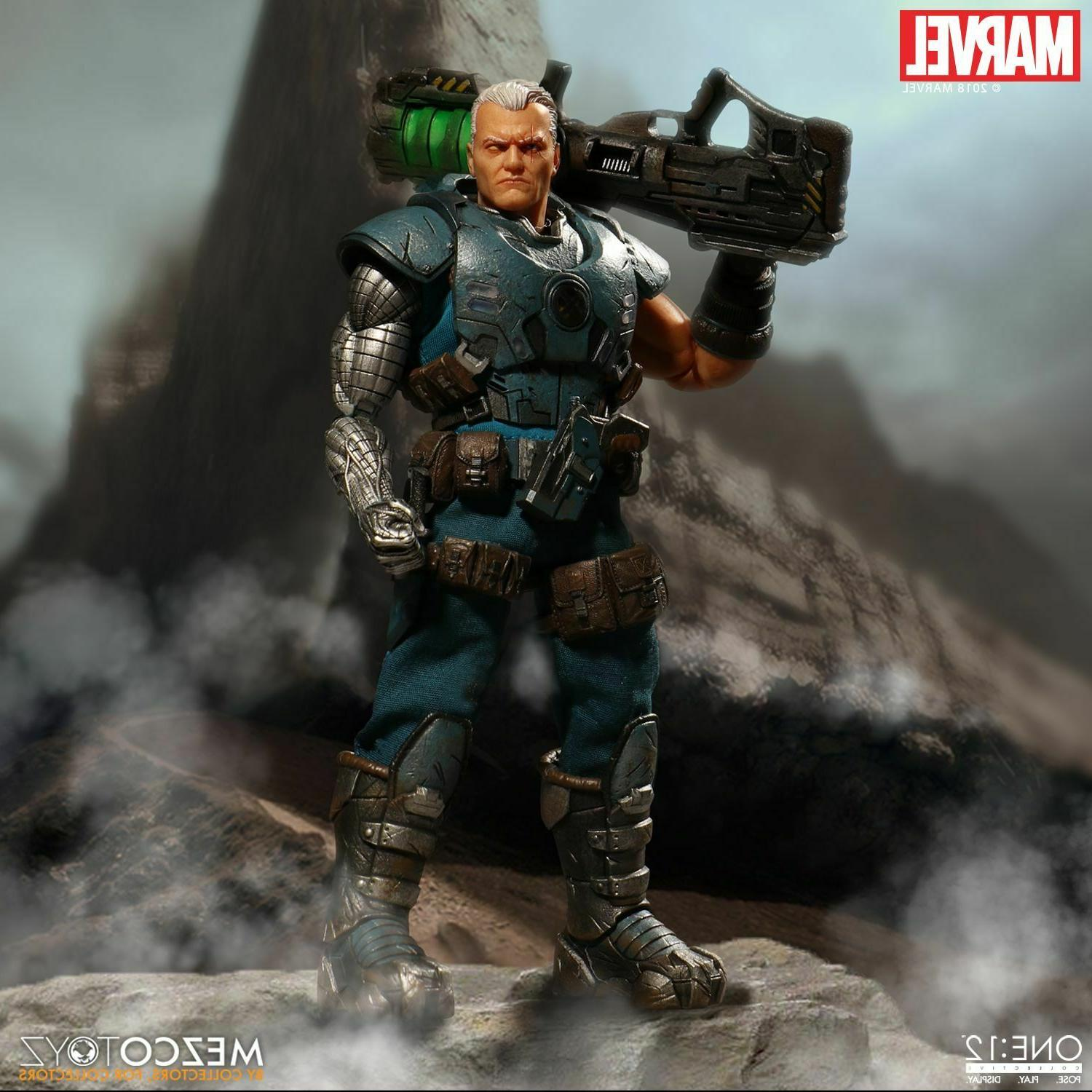 Mezco Cable inch figure Available