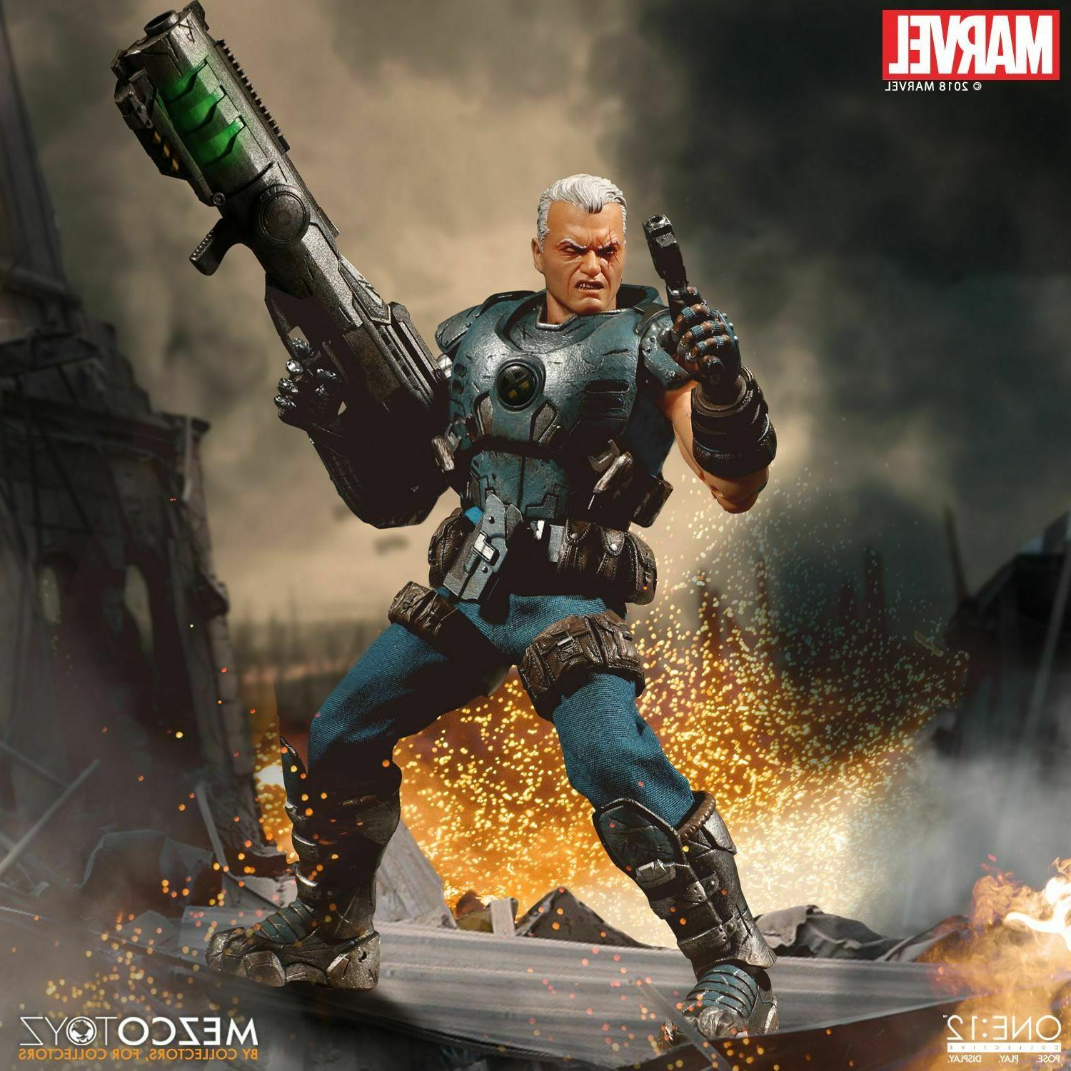Mezco Toyz One:12 Collective Marvel 1/12 Scale New In Stock