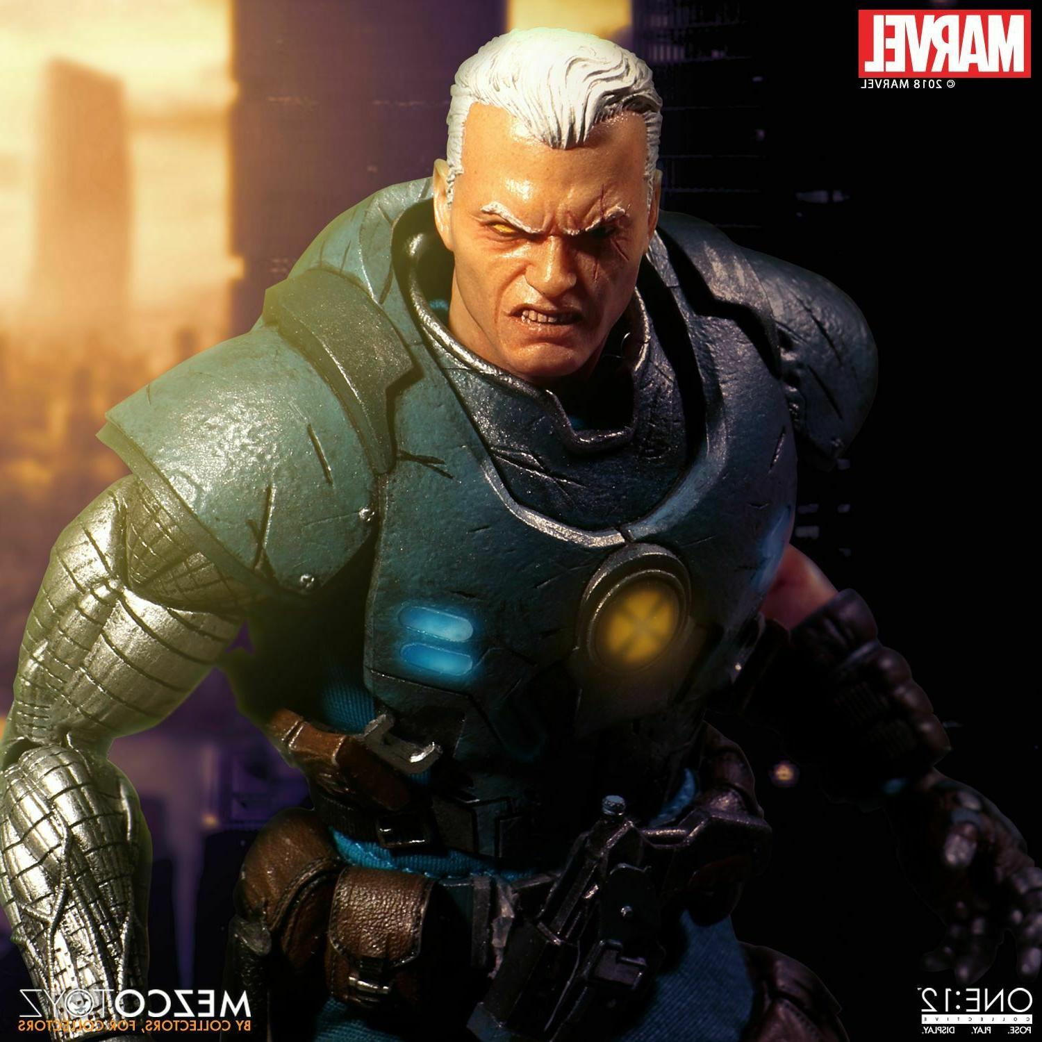 Mezco ONE:12 Cable figure Available