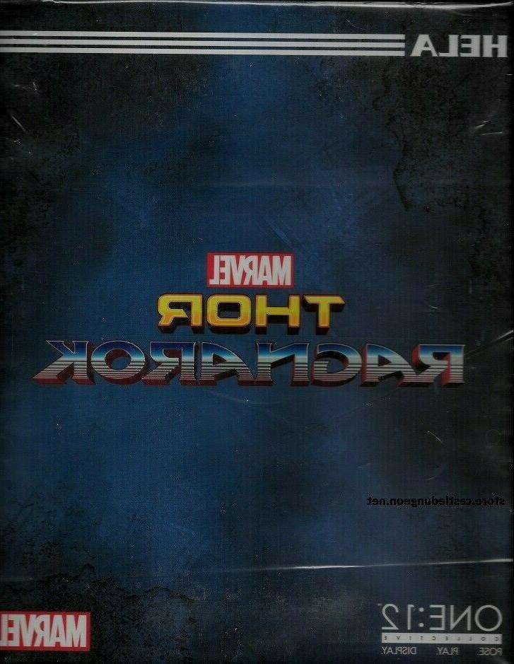 Mezco Toys One:12 Collective - Marvel Thor Ragnarok Hela 1/1
