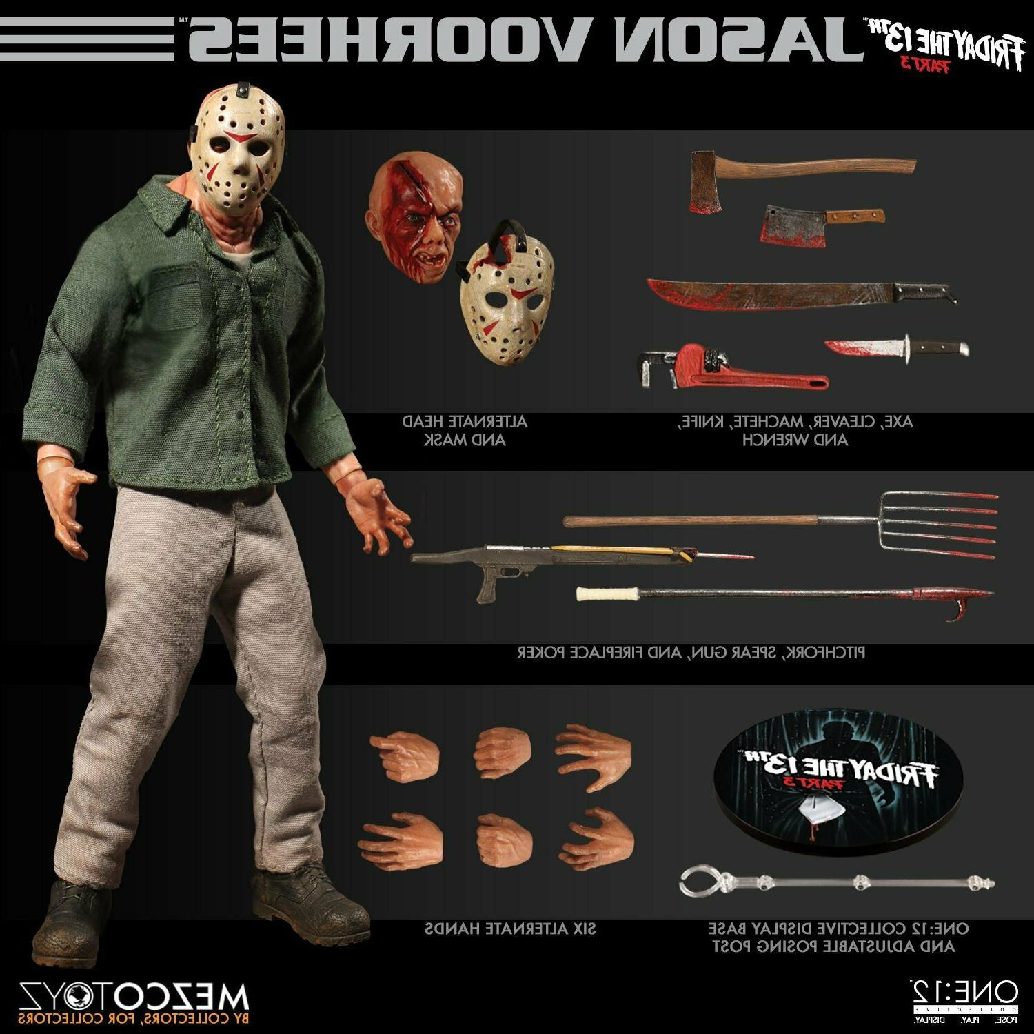 toyz jason voorhees friday the 13th part