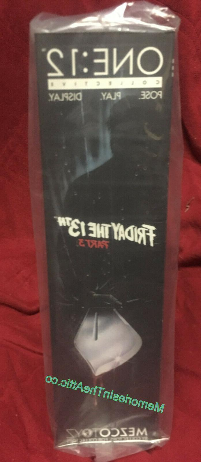 Mezco Friday The Part Jason Voorhees Figure Knife NEW