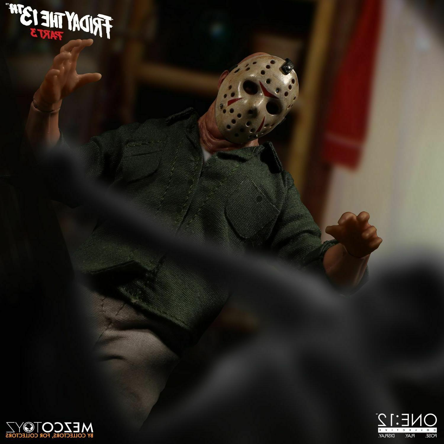 Mezco One:12 Friday The Part Jason Voorhees Figure