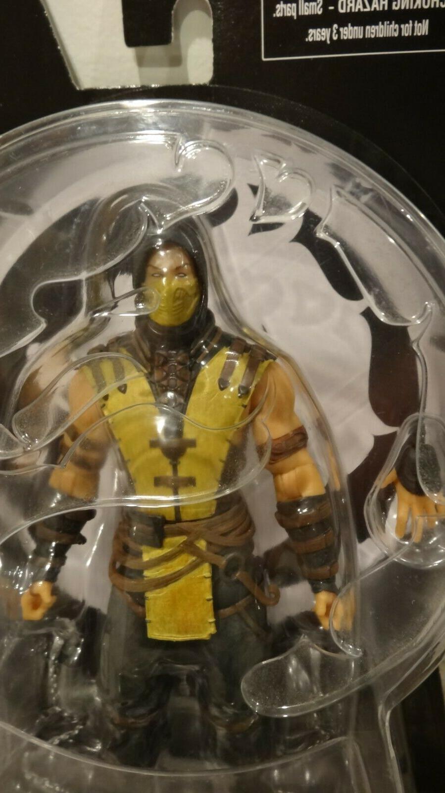 Mezco Toys Kombat X Figure/ Sealed