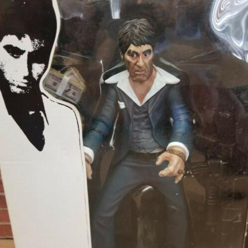 Mezco Toyz 2004 Al Pacino Action Damage