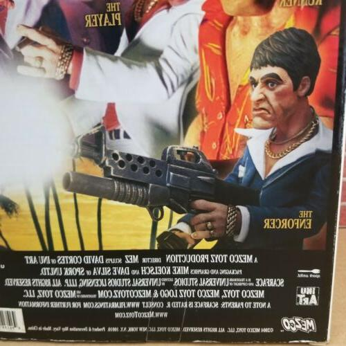 Mezco Toyz Al Pacino Action Figure -Box