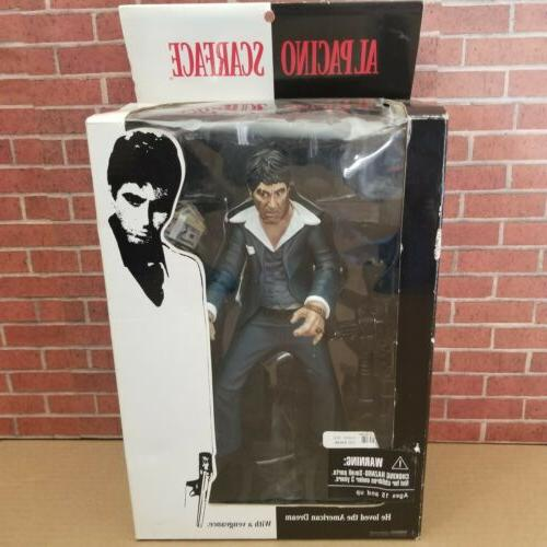 toyz 2004 al pacino scarface the enforcer