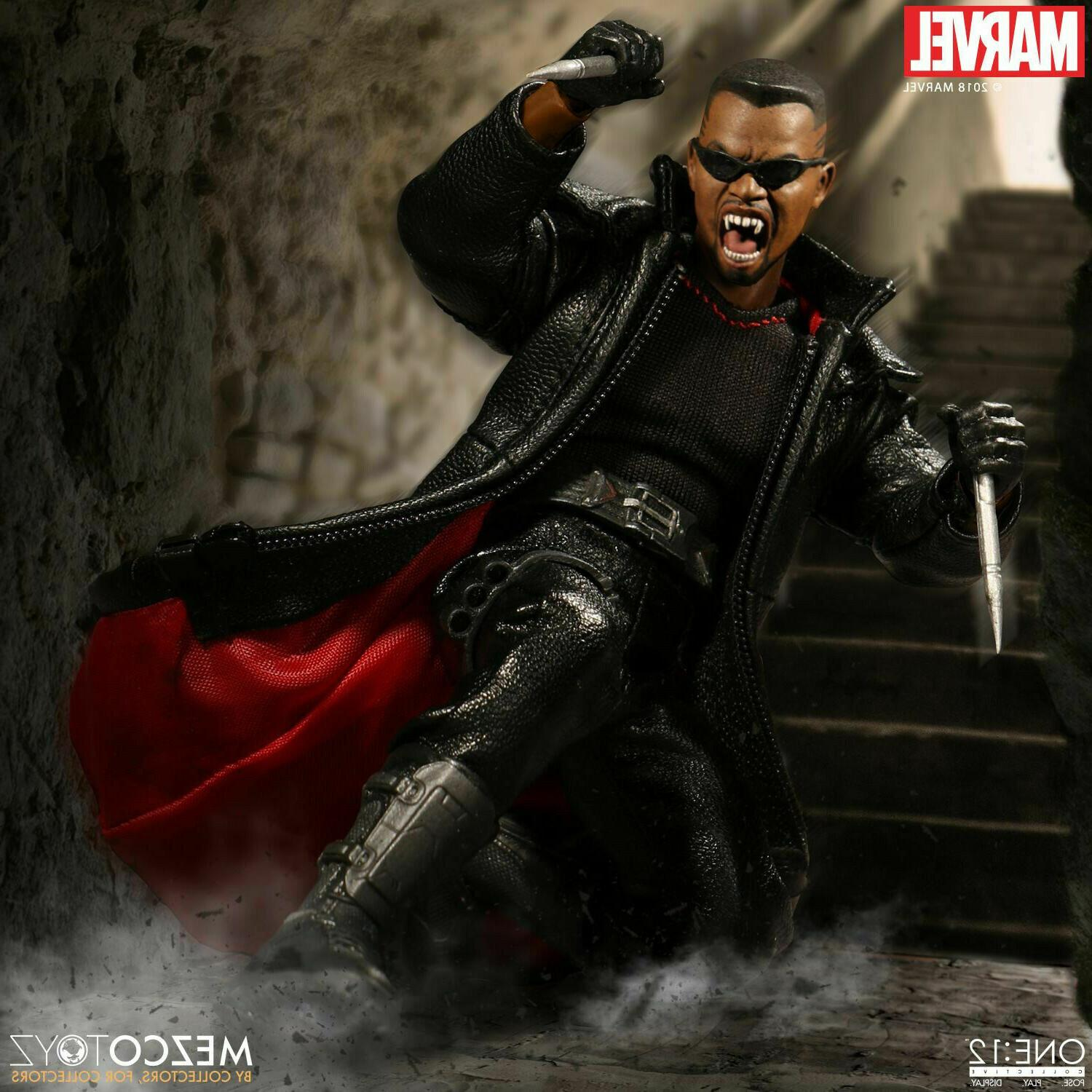 MEZCO TOYZ SNIPES ACTION