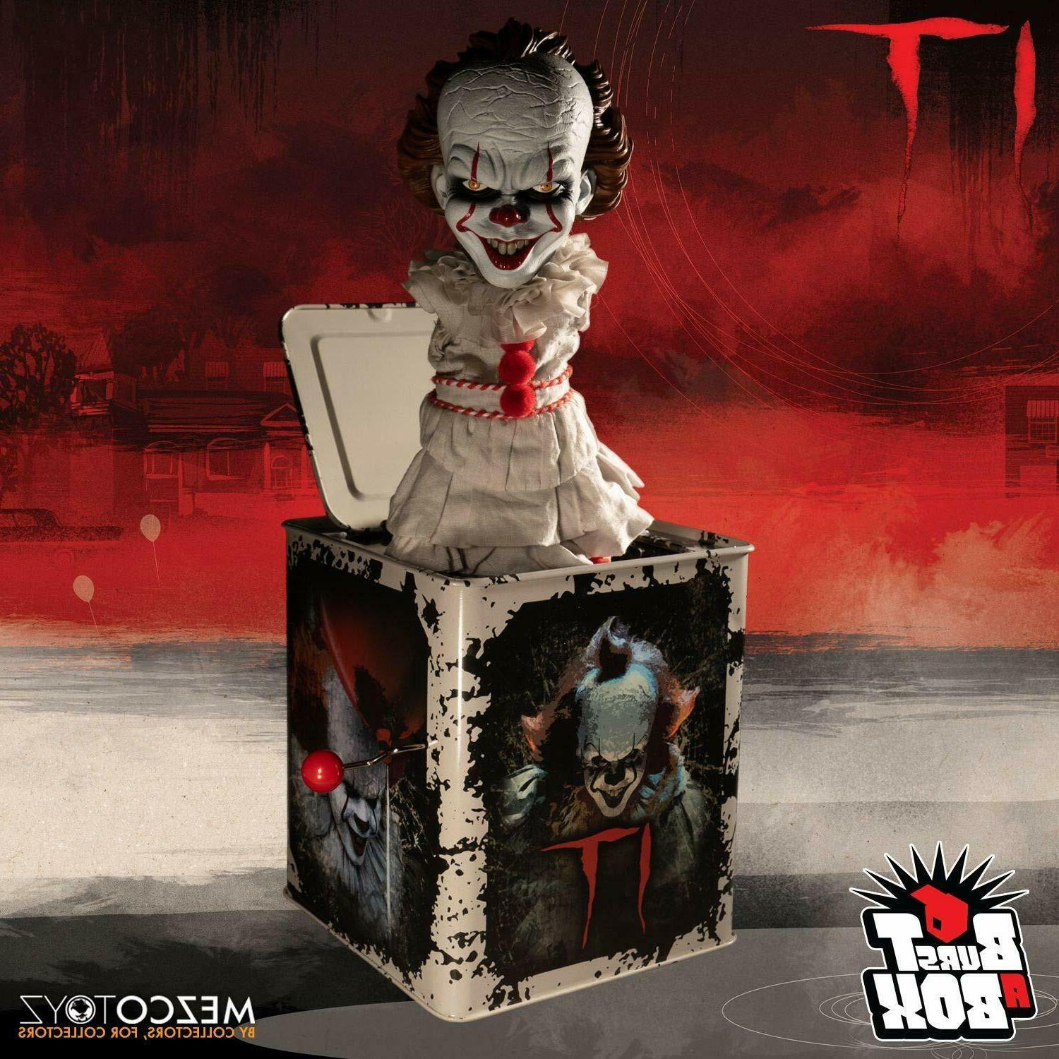 Mezco - IT - Pennywise* BRAND