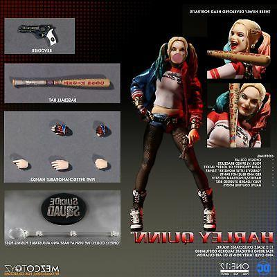 toyz harley quinn one 12 collective suicide