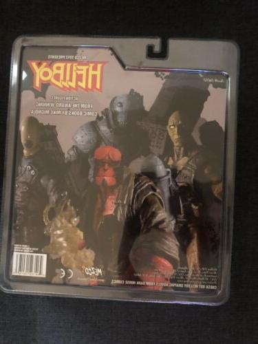 Mezco Hellboy Book Action Figure - Johann