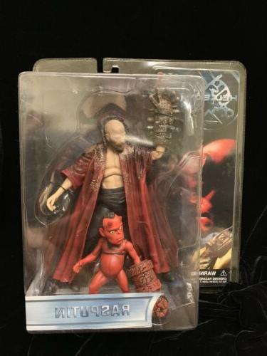 toyz hellboy movie rasputin action figure new