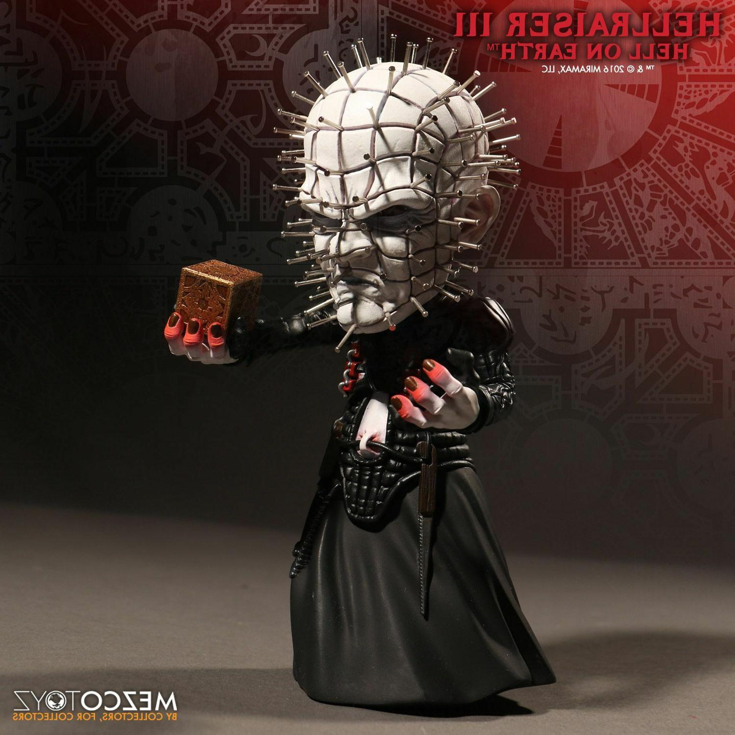 "MEZCO TOYZ 6"" STYLIZED Roto Cube Earth"
