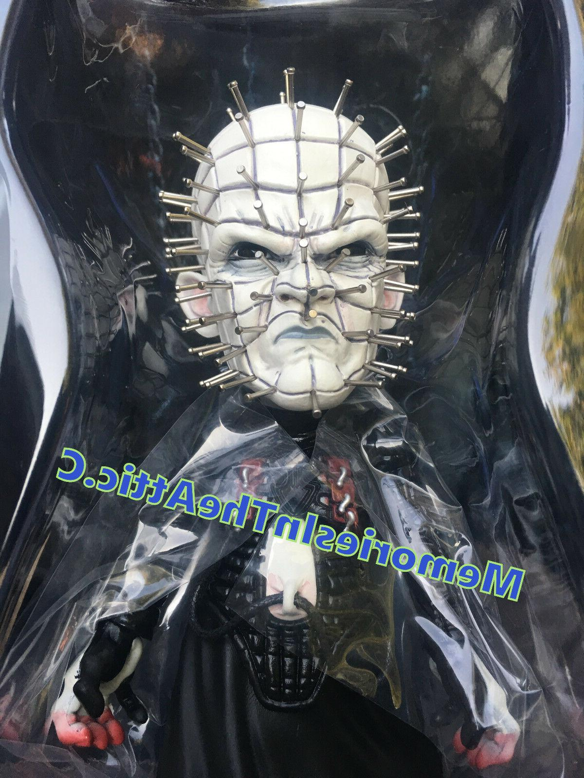 "MEZCO HELLRAISER 6"" Cube Earth"