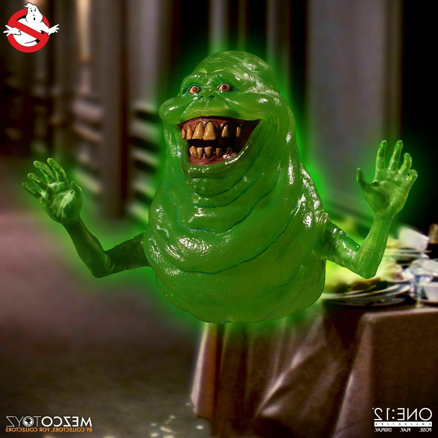 Mezco Toyz Collective Ghostbusters Action Deluxe Box Set